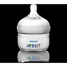 Бутылочка для кормления Avent Natural 60 мл, в роддом
