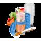 Контейнеры для хранения продуктов , 6 мес+,(10 контейнеров 180 мл.,+10 контейнеров 240 мл.,+20 крышек,+1 ложечка для кормления)