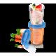 Контейнеры для хранения продуктов,6 мес+,(5 контейнеров 240 мл.,+5 крышек)