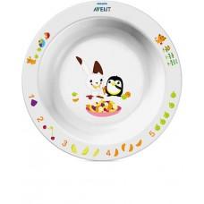 Детская тарелка большая от 12 мес Купить