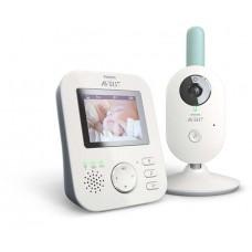 Устройство для присмотра за детьми. Видеоняня SCD620/52      Купить