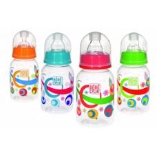Бутылочка пластиковая 125 мл с силиконовой соской Bebe D'Or Купить