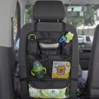 Органайзер для хранения вещей в автомобиле (черный)
