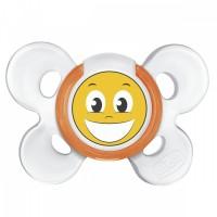 """Пустышка Physio Comfort,    12 мес+(уп. 1 шт.), силиконовая """"Smile"""""""