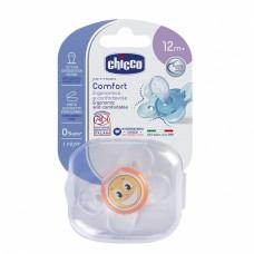 Пустышка Physio Comfort, 12 мес+(уп. 1 шт.), силиконовая Smile Купить