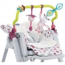 Набор для моделей стульчиков POLLY Progres5 и Polly 2 Start (дуга-подвеска с игрушками и вкладыш) - дополнительные аксессуары, 0м+ Купить